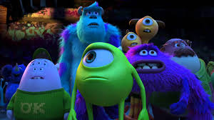 monsters university 2013 clip hd