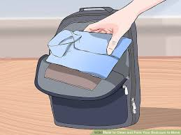 how to clean and pack your bedroom to move with pictures