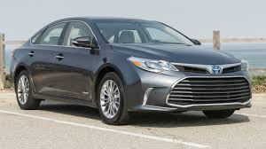 convertible toyota 2017 2017 toyota avalon limited hybrid drive interior and exterior
