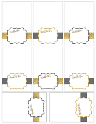 printable place cards free printable thanksgiving place cards paper trail design