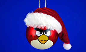 angry birds christmas lights and ornaments youtube