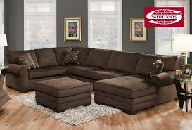 Sectional Sofa Pillows Best 25 Large Sectional Sofa Ideas On Pinterest For Attractive