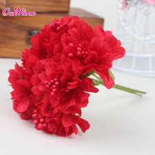 Decorative Flowers For Home by Buy Flower Artificial Silk Flowers Floral Single Decorative