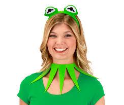 trendy halloween costumes kermit the frog costume kit 326671 trendyhalloween com