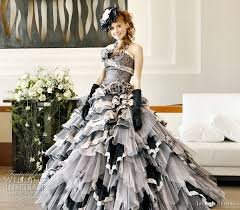 different wedding dress colors 18 best colorful brides beautiful bridal gowns in living color