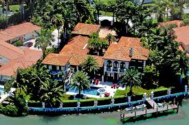 most amazing celebrity homes in miami miami design district