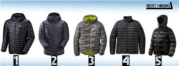 the best down jackets of 2017 best hiking