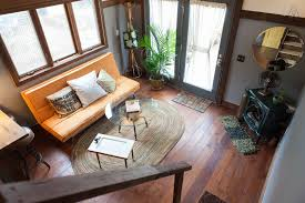 the rustic modern tiny house in portland or available on airb u0026b