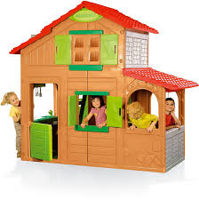 smoby 320023 flora lie duplex house toy amazon co uk toys u0026 games