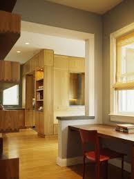 kitchen half wall ideas half wall kitchen houzz