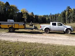 nissan frontier towing capacity towing a small camper with a frontier page 5 nissan frontier