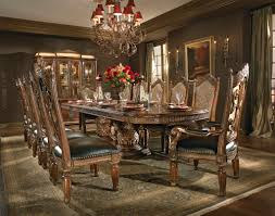 formal dining room sets for 12 the villa valencia formal dining room collection 12368 32 000