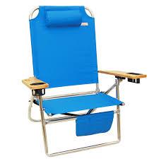Lightweight Aluminum Webbed Folding Lawn Chairs High Seat Beach Chairs High Back Beach Chairs