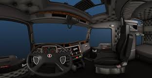 kenwood truck american truck simulator faq features info trucksim org