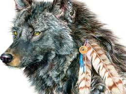 Wolf Indian Tattoos - the 25 best indian wolf ideas on wolf design