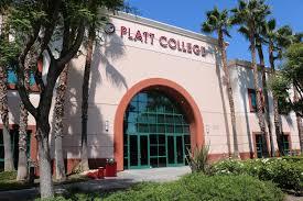 Anaheim Zip Code Map by Our Campuses Platt College