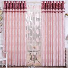 light pink curtains make your life more dreamy