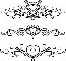 ornament border stock vector more images of abstract