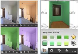 IPhone Apps To Help You Choose The Perfect Home Colors - Home color design