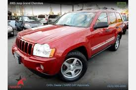05 jeep laredo used 2005 jeep grand for sale pricing features edmunds