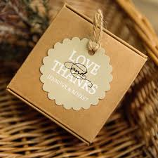 inexpensive wedding favors cheap wedding favor box with floral tags ewfb156 as low as 0 78