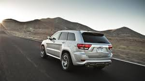 2013 Jeep Grand Cherokee Srt8 Review Notes Autoweek