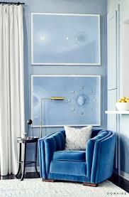 Armchair Blue Design Ideas Exclusive Tour Alba S Gorgeous Guesthouse Dusty Blue