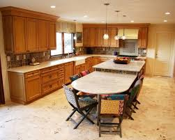 kitchen table and island combinations table island combination home design ideas pictures remodel and