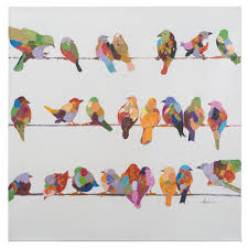 yosemite home decor 36 in x 36 in birds on a wire ii artacc0148