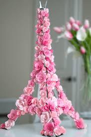eiffel tower centerpiece ideas gorgeous parisian themed bridal shower ideas on the day