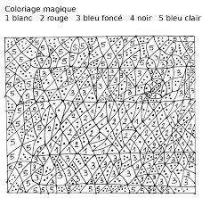 Coloriage Magique Gs Maths  2018 Professional Resume Templates
