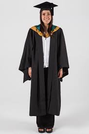 graduation robe bachelor graduation gown set for unsw built environment