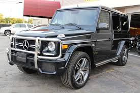 mercedes safari suv 2013 mercedes g class awd g 63 amg 4matic 4dr suv in wayne mi