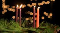 advent candles what do the candles in the advent wreath the united