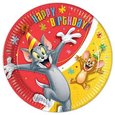 Pasi 211 N Tuerca Digital El Quot Gur 237 Quot Mart 237 Nez Fue Invitado De - 8 pappteller tom jerry happy birthday us9