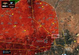 Aleppo Syria Map by Syrian Army Within Striking Distance Of Strategic East Aleppo City