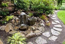 Rock Garden Waterfall Small Rock Garden Waterfall
