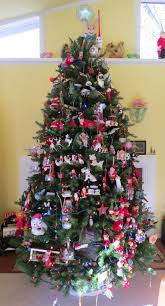 dime store chic our 2015 christmas tree