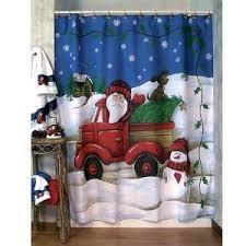 buy christmas shower curtains for sale towel sets hooks u0026 vinyl