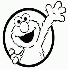 elmo coloring pages kidsycoloring free coloring pages
