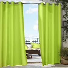 Moroccan Print Curtain Panels by Outdoor Curtains Touch Of Class