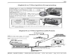 msd digital 7 wiring diagram wiring diagrams