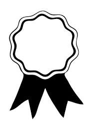 printable ribbon award ribbon printable coloring pages awana