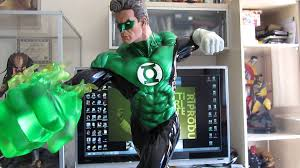 sideshow green lantern premium format exclusive youtube
