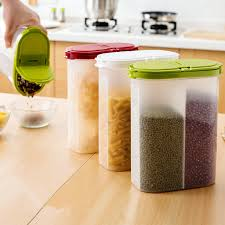 boites cuisine nouveau grille transparent joint boîte de rangement en