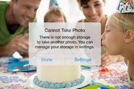 iphone cannot take photo app lets you keep shooting photos when your iphone is full cult of mac