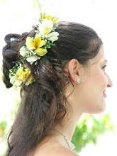 Flower Decorations For Hair Wedding Hair Flowers