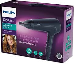 Philips Hp8230 Hair Dryer Thermoprotect 2100w philips thermoprotect 2100w hair dryer 220 volt health