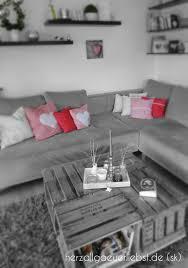 Wohnzimmer Tisch Holzkiste Herzallgäuerliebst Aus Alten Weinkisten Diy