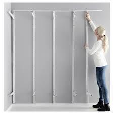 algot mounting rail white 190 cm ikea